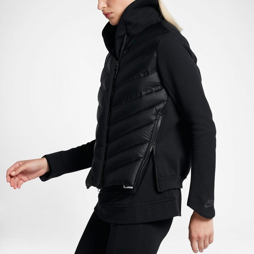 Nike Women s Nike Aeroloft Bomber Jacket - Jackets from Cooshti.com 54645f25e