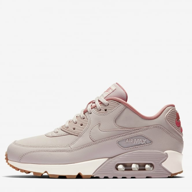 Womens Nike Air Max 90 Leather