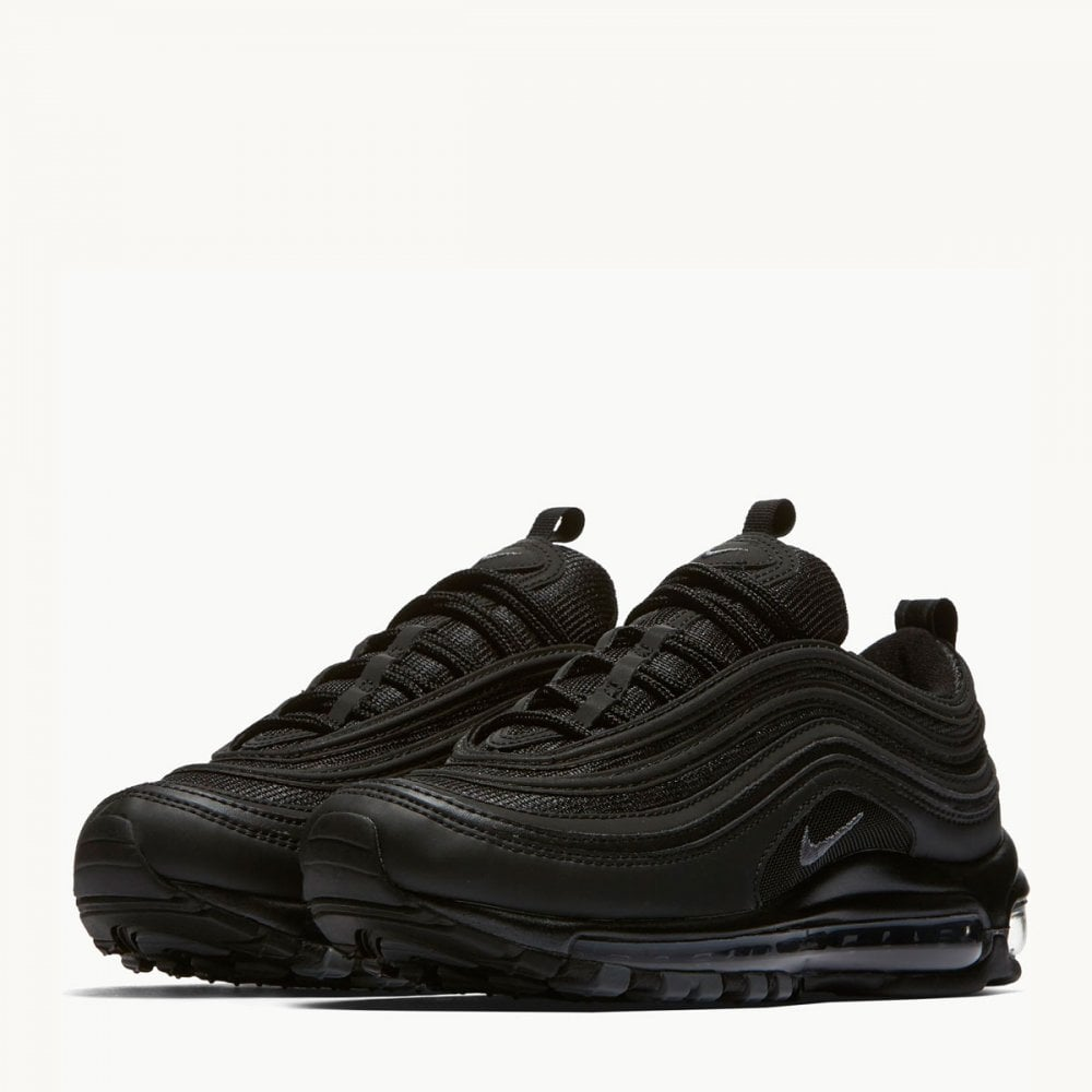 Nike Women S Nike Air Max 97 Black Womens Footwear From