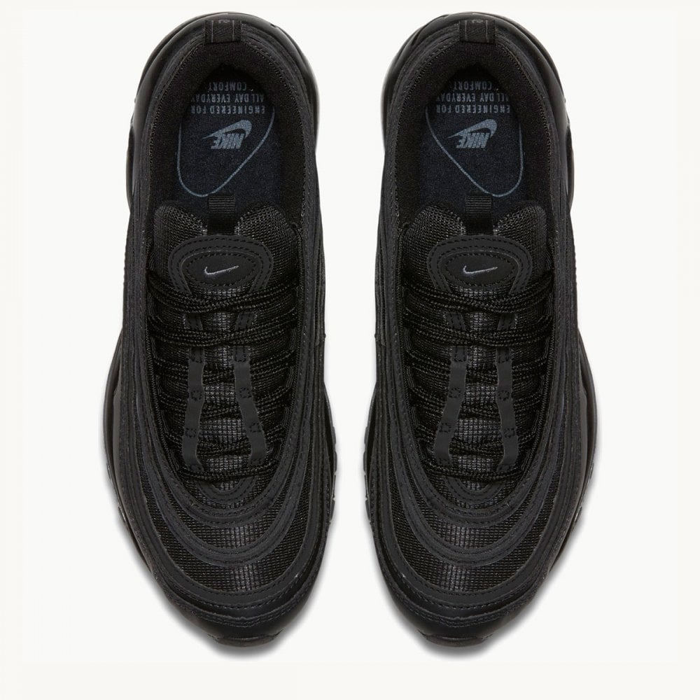 best sneakers 225e3 1bcee Women's Nike Air Max 97 - Black