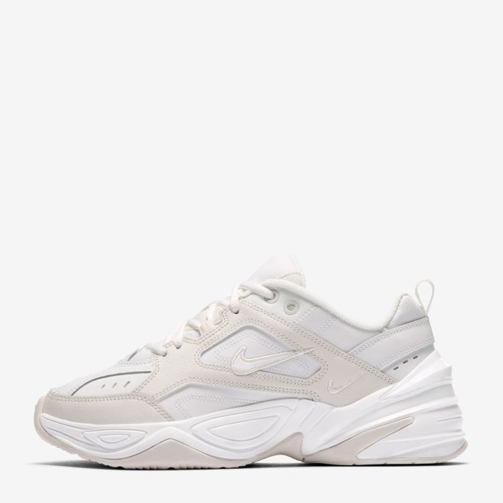 Women's Nike M2K Tekno - Phantom / Summit White