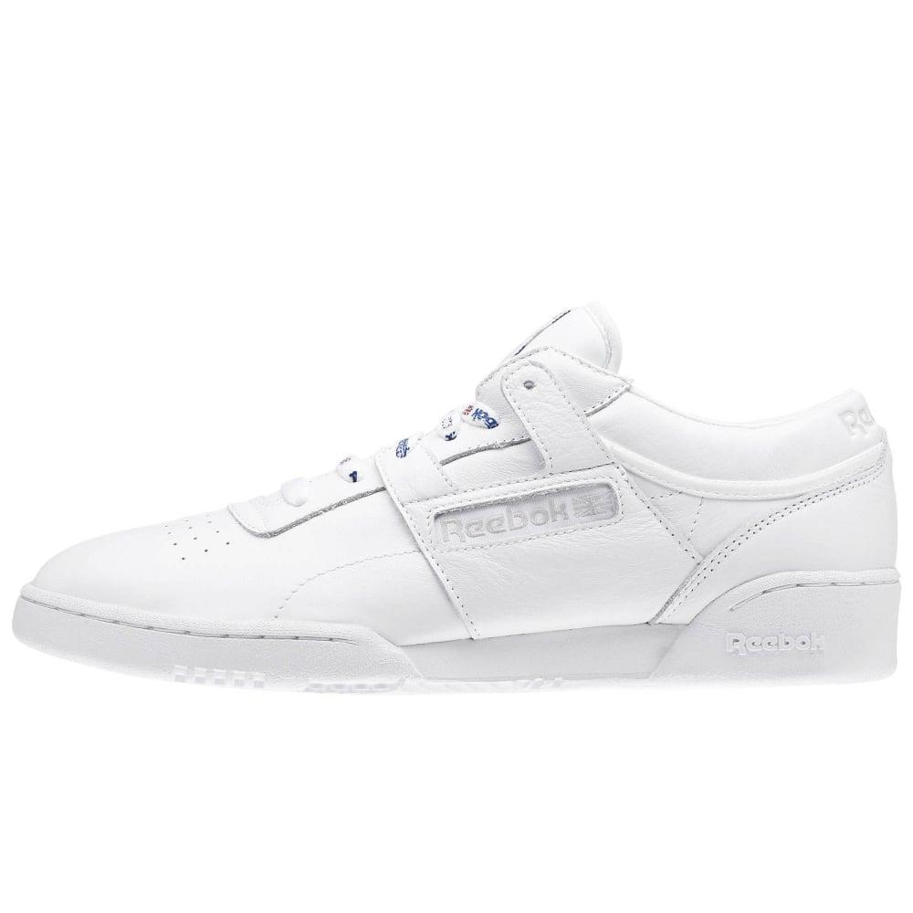 d039381d1d7 Reebok Workout Lo Clean 1895 - Mens Footwear from Cooshti.com